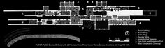 by marco zanuso Casa lydejburg Sudafrica Main Entrance, House Floor Plans, Willis Tower, Pond, Swimming Pools, How To Plan, Houses, South Africa, Buildings