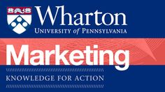 An Introduction to Marketing  This Wharton course will teach the fundamentals of marketing by getting to the root of customer decision makin...