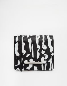 Image 1 ofMonki Ragi Japanese Across Body bag