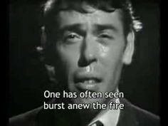 Ne me quitte pas Singer: Jacques Brel) with English subtitles --------------------- Lyrics (French) --------------------- Ne me quitte pas Il faut oublier To...