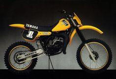Yamaha YZ125 (1983)