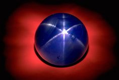 For my 30,000th pin, the Star of India is the world's largest gem-quality blue star sapphire at 563 carats.  Smithsonian.