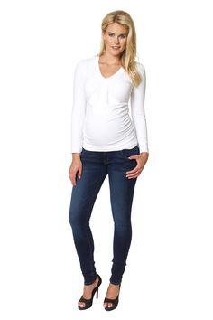 Hudson Colin Skinny Maternity Jeans #maternity #maternityfashion