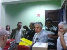 Aires Pereira e PSD entregam candidaturas no Tribunal da Póvoa