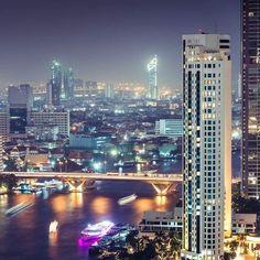 Thailand Destinations, New York Skyline, Travel, Viajes, Destinations, Traveling, Trips