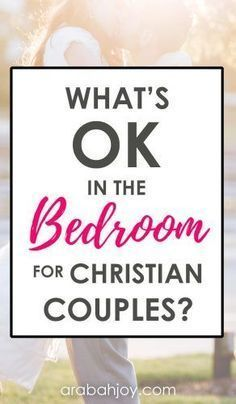 Have you ever wondered what's okay in the bedroom, in terms of Christian sex? Here is a Christian sex guide to answer your questions in a very candid way! Intimacy In Marriage, Biblical Marriage, Marriage Goals, Good Marriage, Marriage Relationship, Marriage Tips, Couple Intimacy, Successful Marriage, Not Happy In Marriage