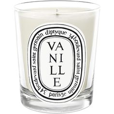 Diptyque Vanille Scented Mini Candle 70g ($30) ❤ liked on Polyvore featuring home, home decor, candles & candleholders, miniature candles, mini candles, fragrance candles, scented candles и mini scented candles