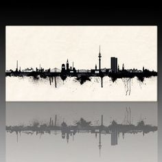 hamburg skyline my home city pinterest hamburg. Black Bedroom Furniture Sets. Home Design Ideas