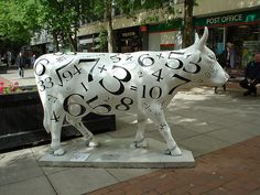 Cow Parade Cownt on Me III by Scoobymoo, via Flickr