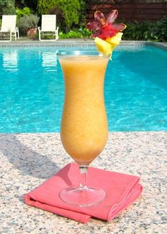 You are going to LOVE these original drink recipes from food artisan Robert Lambert!