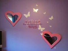 butterfly room decor 2