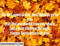 Cool Happy Anniversary Wishes and Text Messages