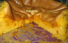 Ratolinha - Receitas de Culinária, Ponto de cruz, Fotos...: Doces - Bolos