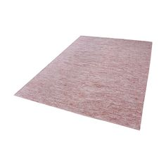 Dimond Home Alena Handmade Cotton Rug In Marsala And White - 3ft x 5ft