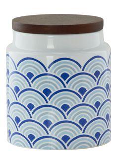 matalan - ceramic storage canister
