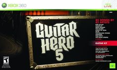 Xbox 360 Guitar Hero 5 Guitar Bundle by Activision *** For more information, visit image link. Guitar Kits, Latest Video Games, Video Game Collection, Coupon Organization, Xbox 360, Hero, Hd Wallpaper, Wallpapers, Saving Money