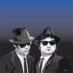 Blues Brothers by rojobe on DeviantArt