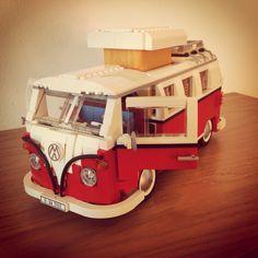 #lego #volkswagen #travel