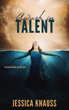 Jessica Knauss's contemporary paranormal novel, Awash in Talent, is participating in a Kindle Scout campaign through February 28. You can make sure it gets published and help the author in ways she'll truly appreciate with two easy, fun clicks at this link. We have conducted an interview with Jessica.