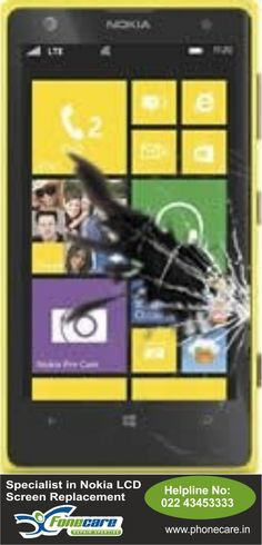 Nokia  Service Center service center in Bandra and as well all accross Mumbai. Please contact on 9821016082