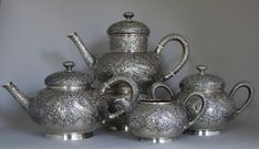 Indo Persian style 5 piece set by Dominick & Haff
