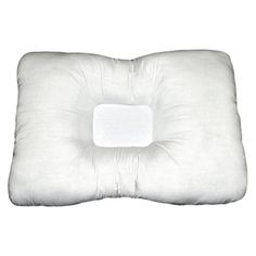 Fiber Filled Cervical Indentation Sleep Pillow that is Long Lasting for a Good Night's Sleep caretakers ** This is an Amazon Associate's Pin. Click the VISIT button to view the details on the website.