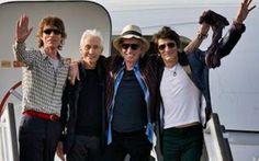 """La band dei Rolling Stones ha raggiunto Cuba per il concerto storico La band dei Rolling Stones ha rilasciato alla stampa cubana questa intervista: """"Abbiamo eseguito concerti, in molti luoghi speciali, durante la nostra lunga carriera, ma questo spettacolo all'A"""