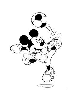 Disney Målarbilder för barn. Teckningar online till skriv ut. Nº 325
