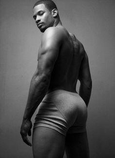 *Eye Candy of the Week* Dominican Model Brandon Most Beautiful Man, Black Is Beautiful, Gorgeous Men, Dead Beautiful, Beautiful People, Hot Black Guys, Hot Guys, Black Man, Modelos Calvin Klein