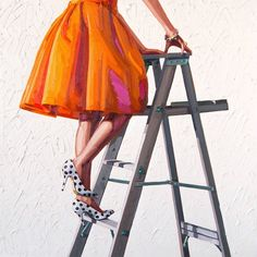 Cocktail Dress and Tool Paintings – Fubiz Media