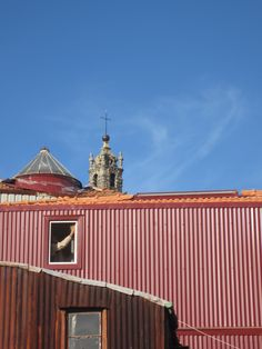 The roofs of the Historical centre!