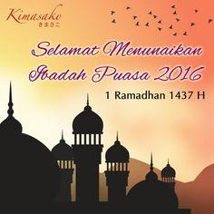 Happy Fasting Day.  Welcome Ramadhan Kareem 1347H