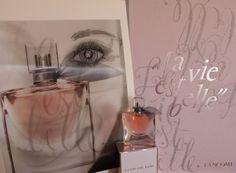 Beautiful new fragrance by Lancôme:  http://www.sandrascloset.com/la-vie-est-belle/