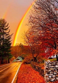 Double Rainbow, Quechee, Vermont | Very cool photo blog
