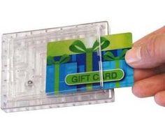 Gift Card Maze
