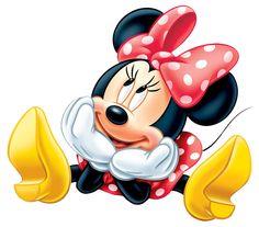 Lots of Free Minnie Mouse Clip Art - Disney Disney Disney