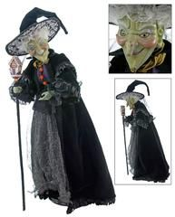"Katherine's Collection Tricky Treats Halloween Collection 32"" Greta Witch Doll Free Ship"