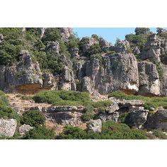 Le montagne di Jerzu