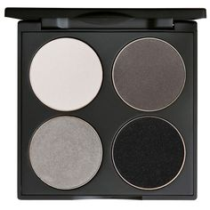 Gorgeous Cosmetics Custom Eyes 4 Pan Eye Shadow Palette Smokey Eyes... ($30) ❤ liked on Polyvore featuring beauty products, makeup, eye makeup, eyeshadow, gorgeous cosmetics and palette eyeshadow
