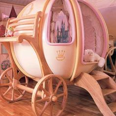my little girl WILL have this bed