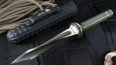 Jagkommando Tri-Dagger Knife | inStash
