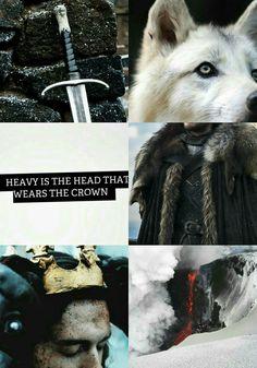 Jon Snow Aesthetic