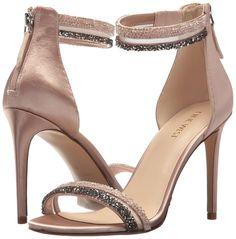 Nine West Women's Juliander Satin Sandal *** Click image for more details. (This is an affiliate link) #sandalslover