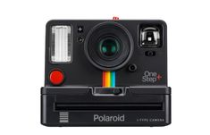The OneStep+ is a new Polaroid instant camera with more ways to play. An evolution of the OneStep the OneStep+ connects to the Polaroid Originals app via Bluetooth wireless technology, unlocking six Polaroid One Step, Polaroid Instant Camera, Polaroid Cameras, Digital Cameras, Bluetooth, Light Painting, Smartphone, Modern Living, Black