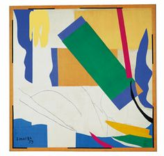 Henri Matisse (1869 -1964) Memory of Oceania, 1952-3  Gouache and crayon on cut-and-pasted paper over canvas  Digital Image: MoMA© 2013. The Museum of Modern Art, New York / Scala Florence Artwork: © Succession Henri Matisse/ DACS 2014