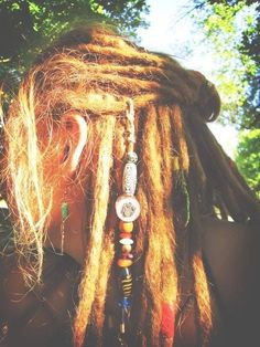 sweet dreads :: Shop DreadStop.Com for Premium Leather Dread Cuff #dreadstop