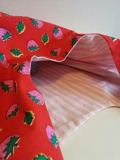 Sara kan själv - Sy en kasse February, Barn, Sewing, Diy, Cash Register, Converted Barn, Dressmaking, Couture, Bricolage