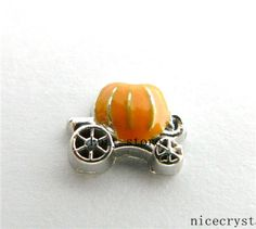 10pcs-Pumpkin-car-Floating-charms-For-Glass-Memory-Locket-Free-shipping-FC959