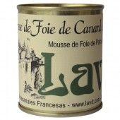 Mousse de Foie de Pato al Oporto 130gr. Lavit