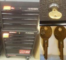 004 Key 2 New Keys For Husky Tool Box Key Code 004 Home Depot Toolboxes Ebay Husky Tool Box Tool Box Portable Tool Box